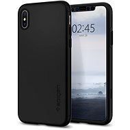 Spigen Thin Fit 360 Black iPhone XS/X - Mobile Case