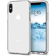 Spigen Liquid Crystal Clear iPhone XS/X - Mobile Case