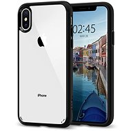 Spigen Ultra Hybrid Matte Black iPhone XS/X - Mobile Case
