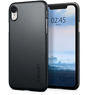 Spigen Thin Fit Graphite Grey iPhone XR - Mobile Case