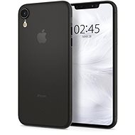 Spigen Air Skin Black iPhone XR