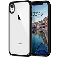 Spigen Ultra Hybrid Matte Black iPhone XR - Mobile Case