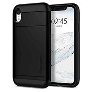 Spigen Slim Armor CS Black iPhone XR - Mobile Case