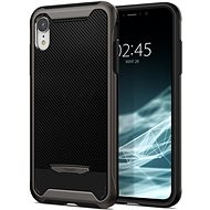 Spigen Hybrid NX Gunmetal iPhone XR - Mobile Case