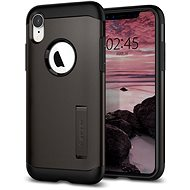 Spigen Slim Armor Gunmetal iPhone XR - Mobile Case