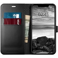 Spigen Wallet S Black iPhone XS Max - Mobile Case