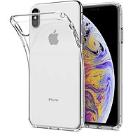 Spigen Crystal Flex Clear iPhone XS Max - Mobile Case