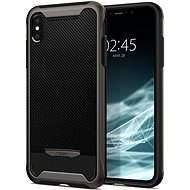 Spigen Hybrid NX Gunmetal iPhone XS Max - Mobile Case
