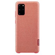 Mobile Case Samsung Eco-Friendly Recycled Back Cover for Galaxy S20+ Red - Kryt na mobil