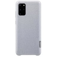 Mobile Case Samsung Eco-Friendly Back Cover made from recycled materials for Galaxy S20+ grey - Kryt na mobil