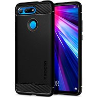 Spigen Rugged Armor Black Honor View 20/V20 - Mobile Case