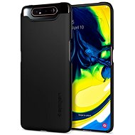 Spigen Thin Fit Black Samsung Galaxy A80 - Mobile Case