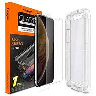 Spigen Glas.tR EZ Fit iPhone XR - Glass protector