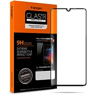 Spigen Glass FC Black HD Huawei P30 - Glass protector