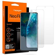 Spigen Neo Flex HD, 2-Pack, for Samsung Galaxy S20/S20 5G - Screen Protector