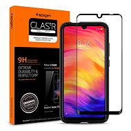 Spigen Glass FC Black Xiaomi Redmi Note 7 - Glass protector