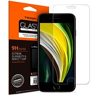 Spigen Glas.tR SLIM HD 1 Pack iPhone SE 2020/8/7 - Glass protector