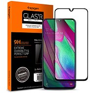 Spigen Glass FC Black Samsung Galaxy A40 - Glass protector