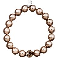 SWAROVSKI ELEMENTS Pearl Bronze 33074.3 - Bracelet