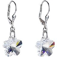 Crystal earrings made with Swarovski® 31010.1 crystals - Earrings