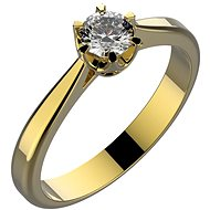 LINGER London ZP007 size 57 (585/1000; Weight 2g) - Ring