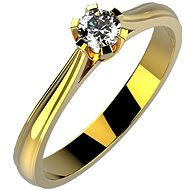 LINGER Almarillo ZP021 size 51 (585/1000; weight 1.55g) - Ring