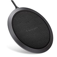 Spigen Essential F308W Wireless Fast Charger Black - Wireless charger