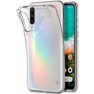 Spigen Liquid Crystal Clear for Xiaomi Mi A3 - Mobile Case