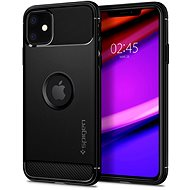 Spigen Rugged Armor Black iPhone 11