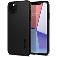 Spigen Thin Fit, Classic Black, for the  iPhone 11 Pro Max - Mobile Case