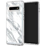 Spigen Ciel By CYRILL Cecile Case, Marble, for Samsung Galaxy S10 - Mobile Case