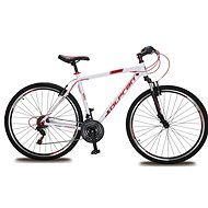 Olpran Player 28 - White/Red (2017) - Cycle cross bike