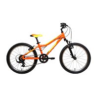 Amulet Team 20 Superlite Orange (2017) - Children's bike 20""