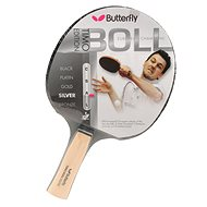 Butterfly Boll Silver 3 stars - Table tennis paddle
