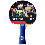 Butterfly, Korbel 500 2 stars - Table tennis paddle