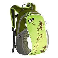 Boll Bunny 6 lime - Children's backpack