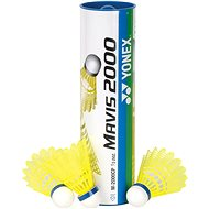Yonex Mavis 2000 Yellow/Medium - Shuttlecock