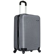 Sirocco T-1039/3-50 ABS Silver - Suitcase