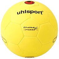 Uhlsport Themis Indoor - yellow/black/red - size 5 - Ball