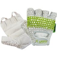 Lifefit Fit White/Green - Gloves