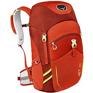 Osprey Jet 18 - strawberry red - Children's backpack