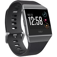 Fitbit Ionic Charcoal and Smoke Grey - Smartwatch