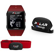 Polar V800 HR Combo Red - Sports Watch