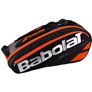 Babolat Pure-Racket Holder X6bk / fluo red - Sports Bag