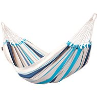 La Siesta Cariběňa network of single Aqua Blue - Hammock