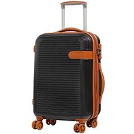 Rock Valiant TR-0159/3-S ABS - Black - Suitcase with TSA-Approved Lock