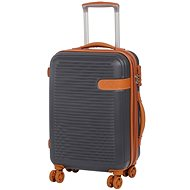 Rock Valiant TR-0159/3-S ABS - charcoal - Suitcase with TSA-Approved Lock
