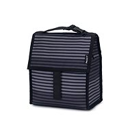PackIt Lunch Bag Striped Grey - Bag