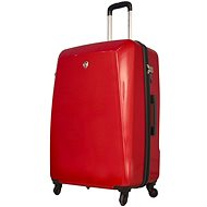 Mia Toro M1015/3-S - Red - Suitcase with TSA-Approved Lock