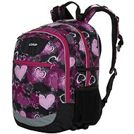 Loap Ellipse Moon Night/Magenta - School Bag